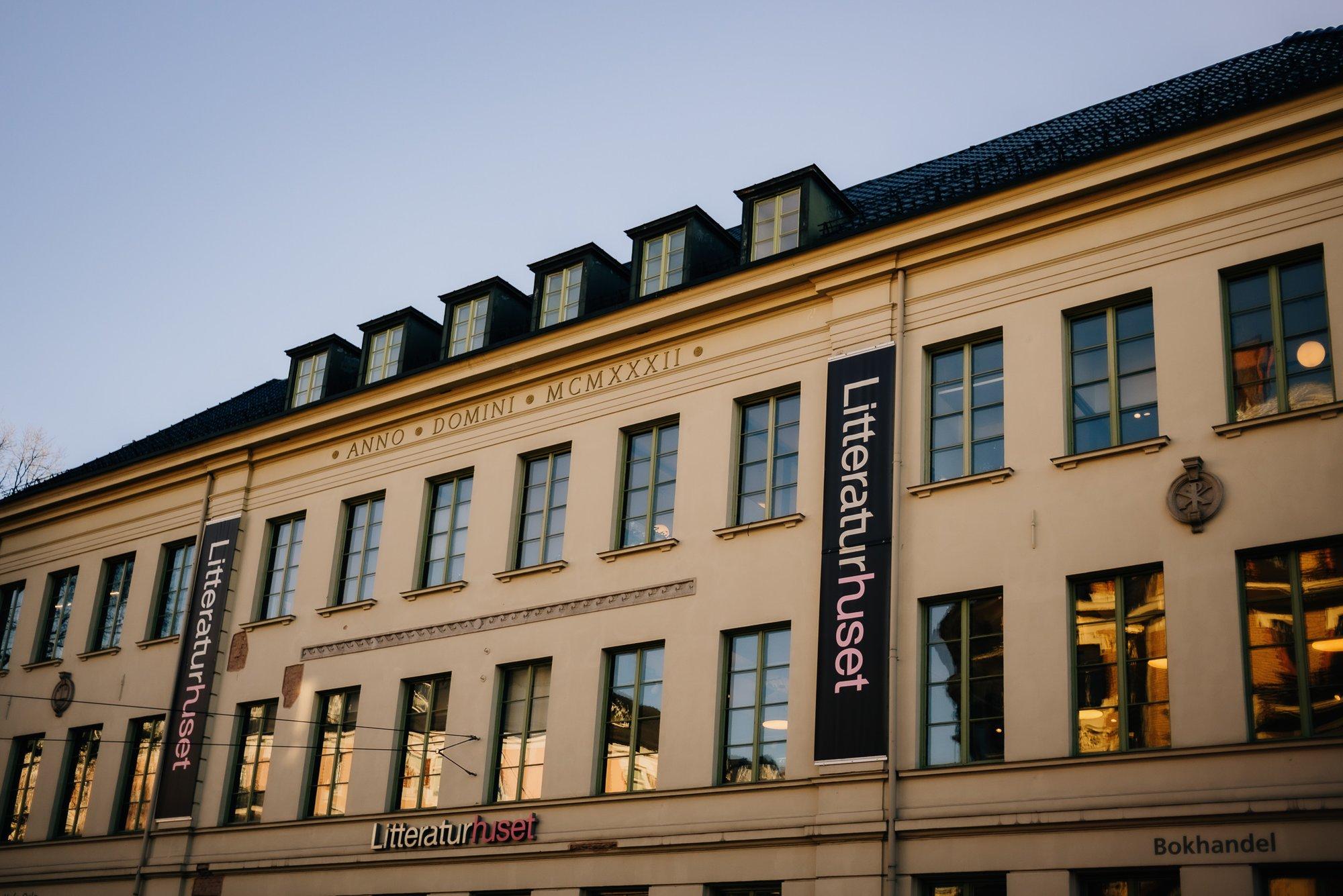 Litteraturhuset i Oslo Fritt Ord