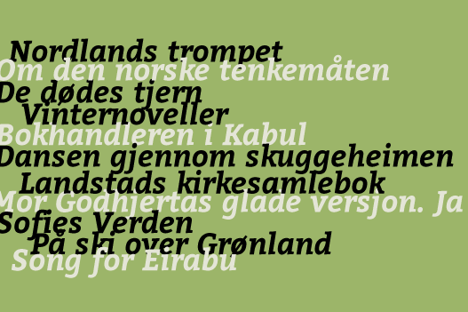 Fritt Ord bevilger 1,85 millioner til formidling av norske